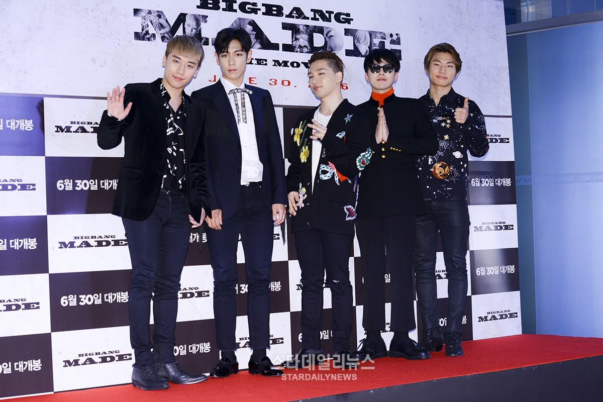 BIGBANG relizarán una exposición con objetos seleccionados por ellos mismos por su décimo aniversario