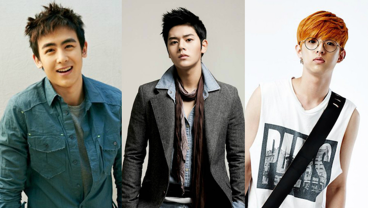 "Nichkhun de 2PM, Dongjun de ZE:A, Jae de DAY6 y otros más aparecerán en ""Cool Kiz on the Block"""