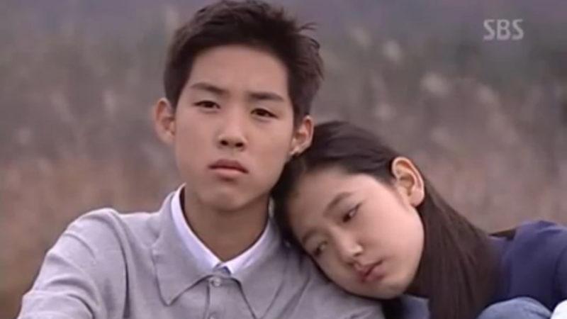 """Park Shin Hye y Baek Sung Hyun se reúnen en pantalla 13 años después de """"Stairway To Heaven"""""""