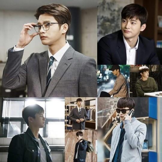 """Seo In Guk muestra su calidad actoral en nuevas imágenes reveladas de """"Task Force 38"""""""
