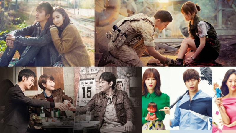 Productores eligen los mejores dramas de la primera mitad del 2016