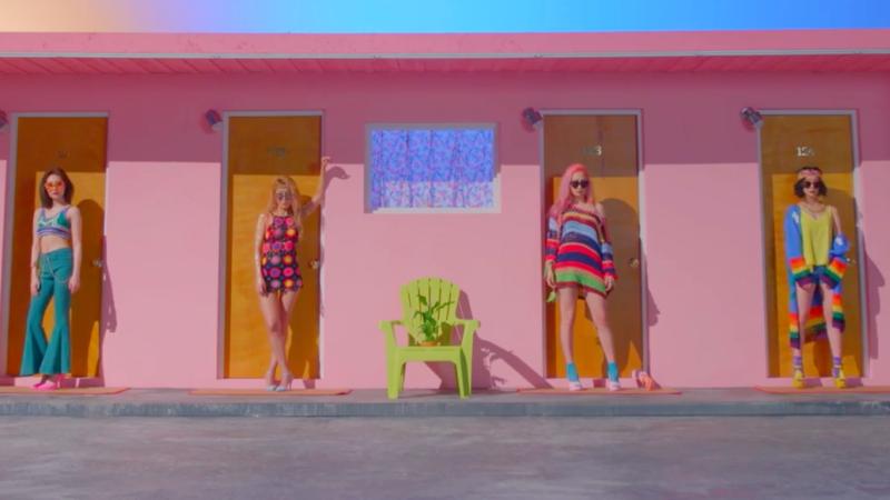 """Wonder Girls obtiene su venganza en el nuevo MV de """"Why So Lonely"""""""