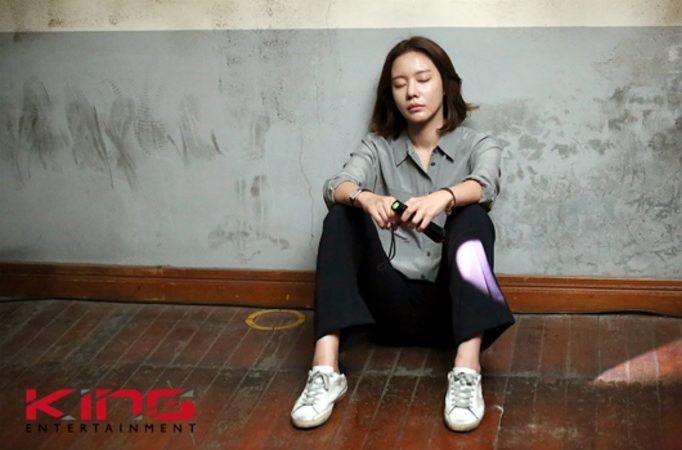 """Kim Ah Joong se va a lo extremo para interpretar su personaje en el intenso drama """"Wanted"""""""