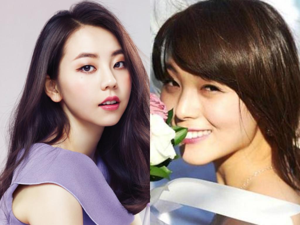 Ex miembros de Wonder Girls, Sohee y Sunye, muestran su apoyo al grupo