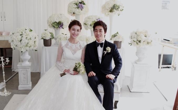 La actriz Kim Jung Hwa da a luz a su segundo hijo