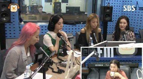 Las integrantes de Wonder Girls revelan que tienen una cercana amistad con Sohee y Sunye