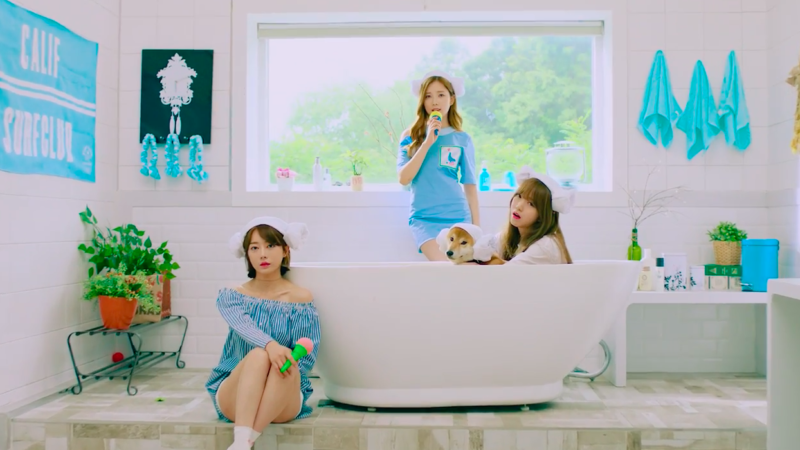 """C.I.V.A, el grupo proyecto de """"God of Music"""", hace su debut con el MV de """"Why"""""""