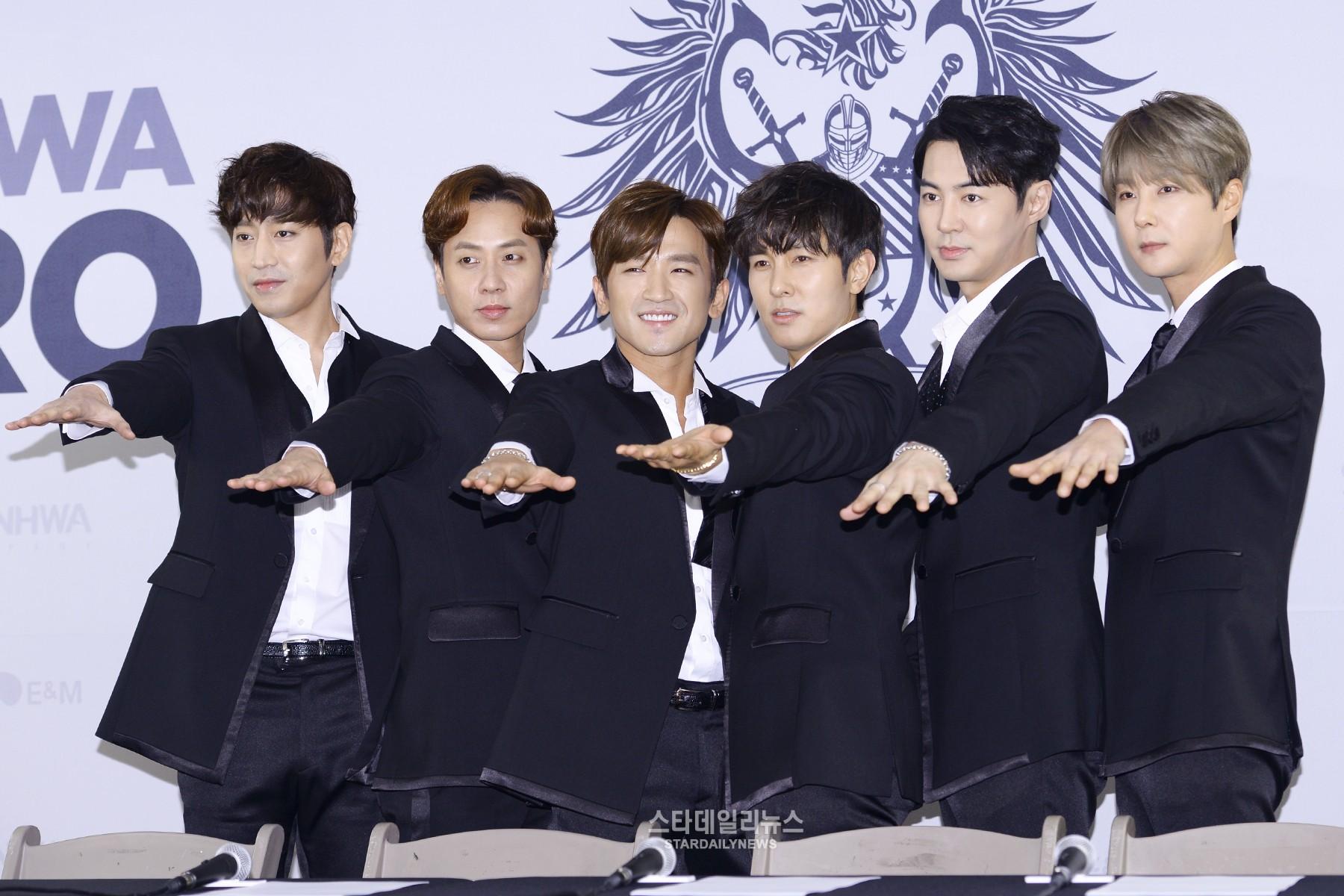 Se informa que Shinhwa podría hacer su regreso a finales de este año