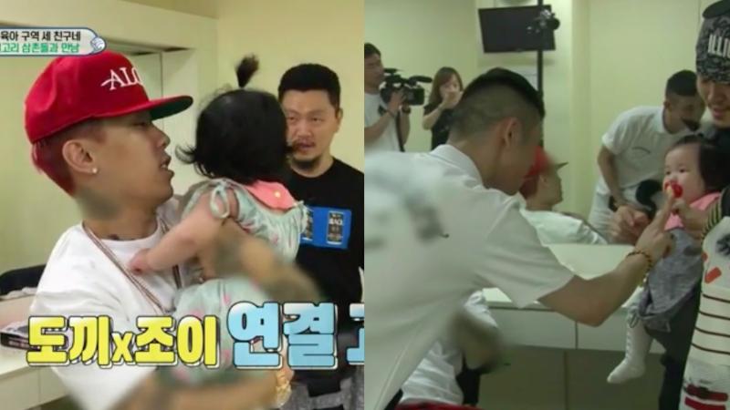 """Dok2, The Quiett y Beenzino se reúnen con Yang Dong Geun y Joy en """"The Return Of Superman"""""""