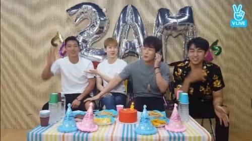 2AM se reúne para celebrar su 8vo aniversario