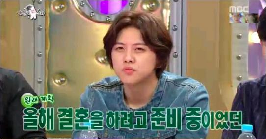 Dongho explica la razón por la que negó los reportes sobre el embarazo prematrimonial de su esposa
