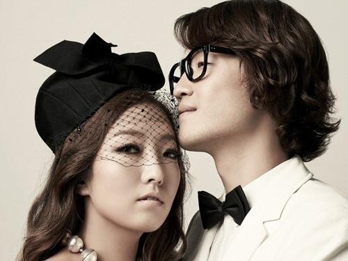 Jung In y Jo Jung Chi están esperando a su primer bebé