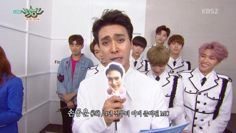 Dongwoon de BEAST hace realidad su sueño de hace 4 años