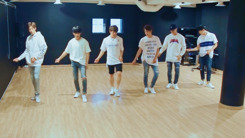 "Teen Top regala a sus fans un video de la coreografía de ""I'm Sorry"" por su 6to aniversario"