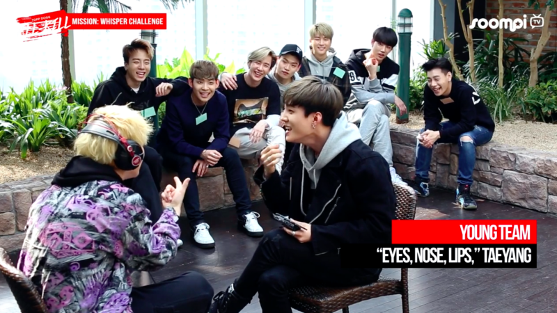 "Los chicos de Topp Dogg no paran de reír con el ""Whisper Challenge"" en ""Topp Dogg: All-Kill"""
