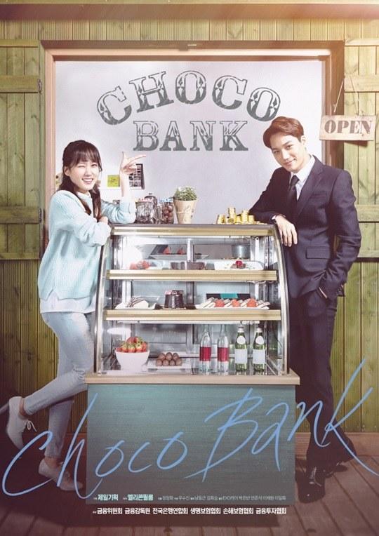 """""""Choco Bank"""", protagonizado por Kai de EXO, ocupa el primer lugar entre los dramas web de la primera mitad de 2016"""