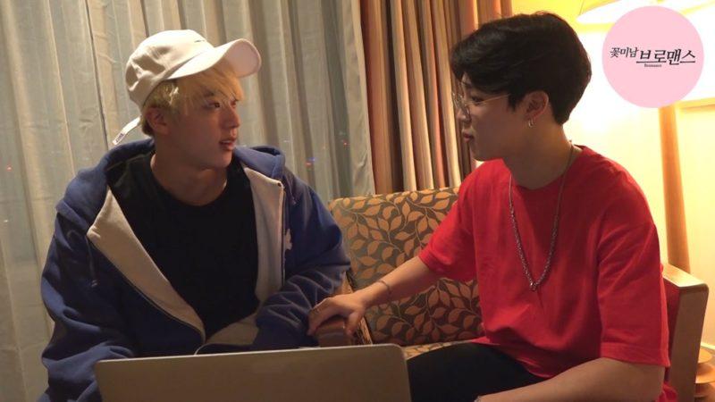 "Jin y Jimin de BTS revelarán al ""verdadero Jungkook"" en ""Celebrity Bromance"""