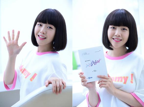 """Minah de Girl's Day habla acerca de las dificultades de usar una peluca en """"Dear Fair Lady Kong Shim"""""""