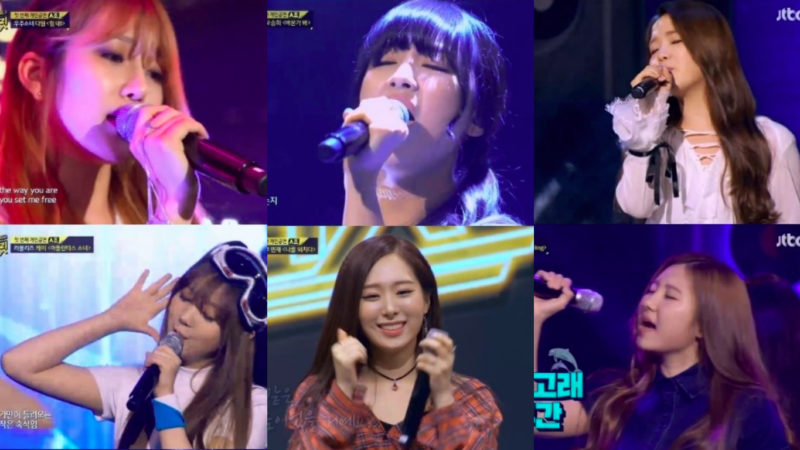 "¿Quién fue coronada como ganadora esta semana en ""Girl Spirit""?"