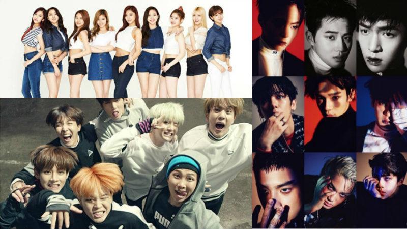 Experto en marcas coreanas elige los mejores y peores nombres de grupos ídolos del K-Pop