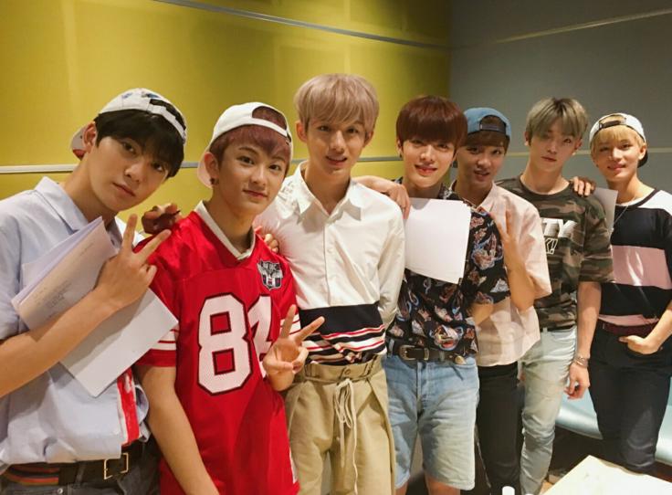 Los chicos de NCT 127 eligen a sus sunbaes favoritos de SM Entertainment
