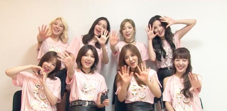 Girls' Generation celebra su noveno aniversario con vídeo musical para canción dedicada a sus fans y vídeo mensaje