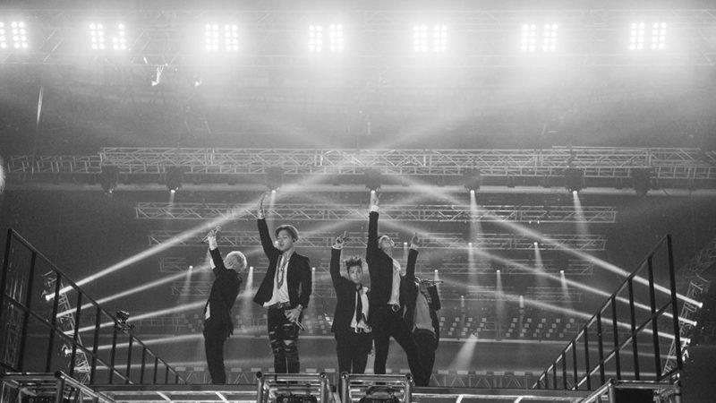 G-Dragon humildemente habla sobre la influencia de BIGBANG en los grupos nuevos