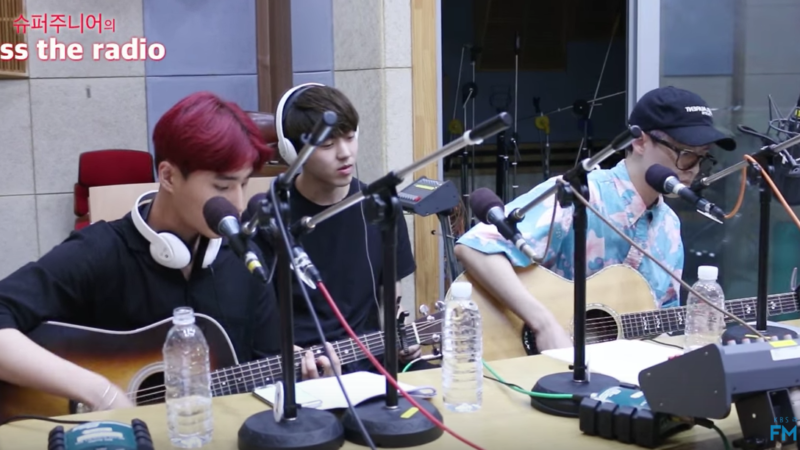 "DAY6 realiza impresionante cover de ""Eyes, Nose, Lips"" de Taeyang"