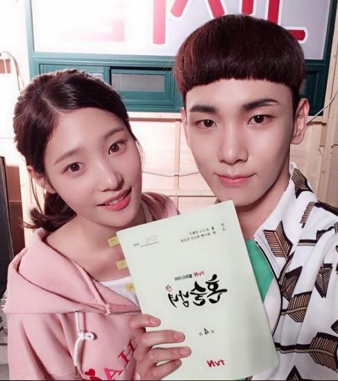 """Key de SHINee y Jung Chaeyeon de DIA se preparan para """"Drinking Solo"""""""