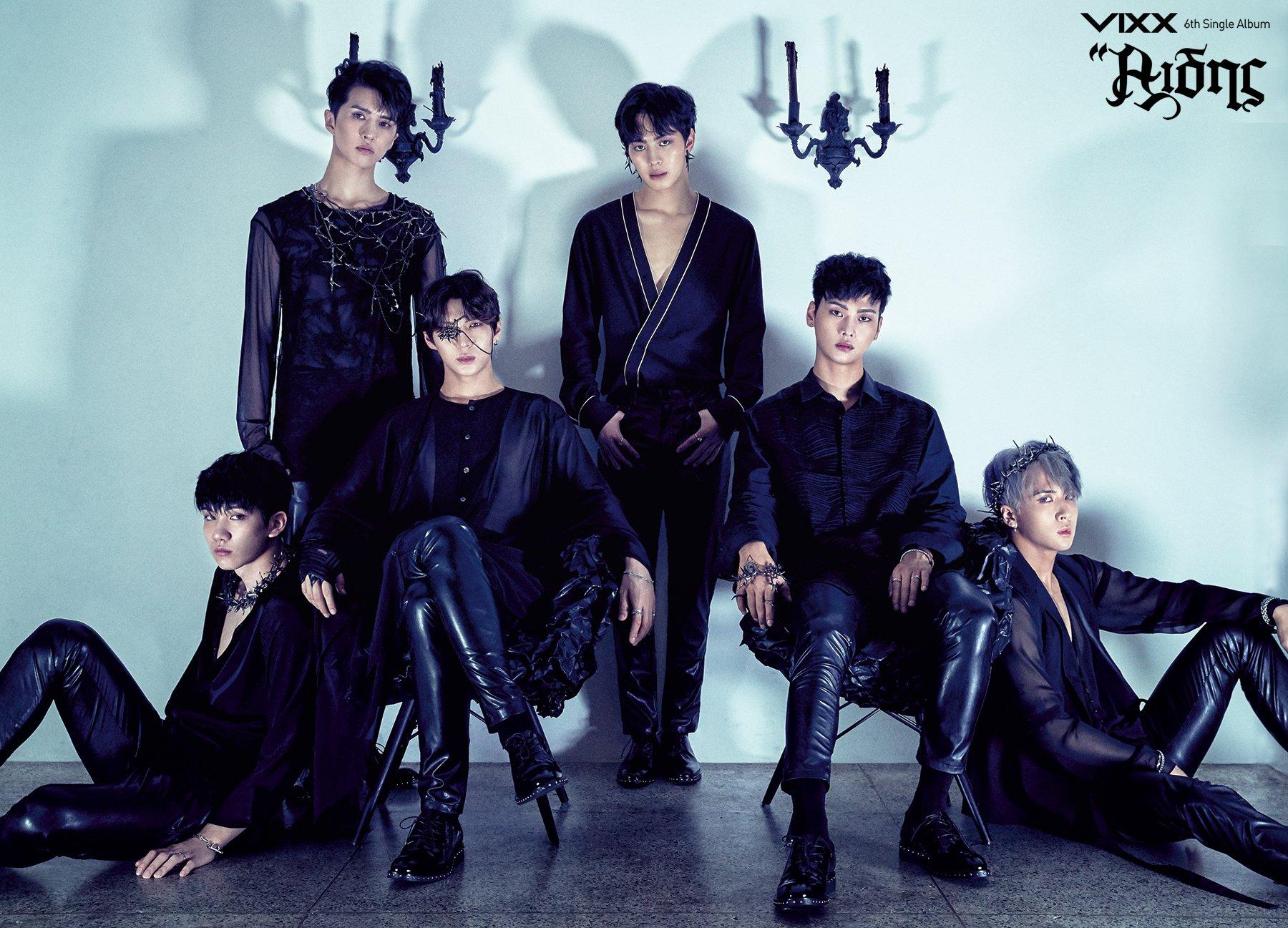 """[Actualizado] VIXX comparte un previo de su coreografía para """"Fantasy"""""""