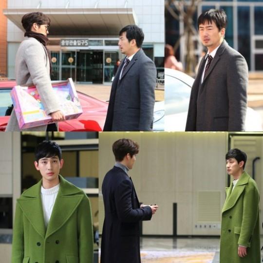 """""""Uncontrollably Fond"""" comparte imágenes del cameo de Ryu Seung Soo y Yoon Park"""