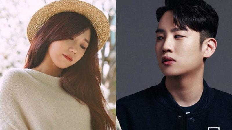 Jung Eun Ji y Hanhae publicarán un dueto veraniego juntos