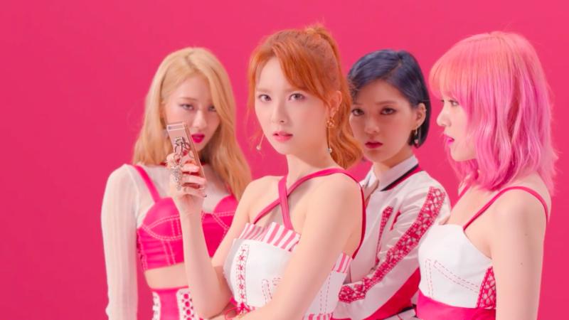 """9MUSES celebra su 6to aniversario con el lanzamiento de la versión dance del video musical """"Lip 2 Lip"""" de 9MUSES A"""