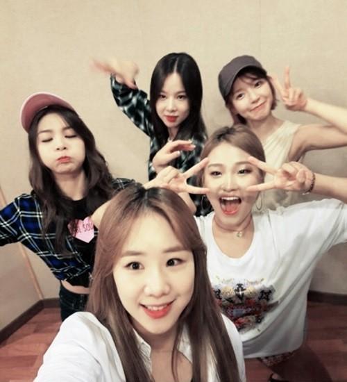 """Solji de EXID, Choa de AOA, Ailee y más darán comienzo a nuevo especial de actuaciones de """"Inkigayo"""""""