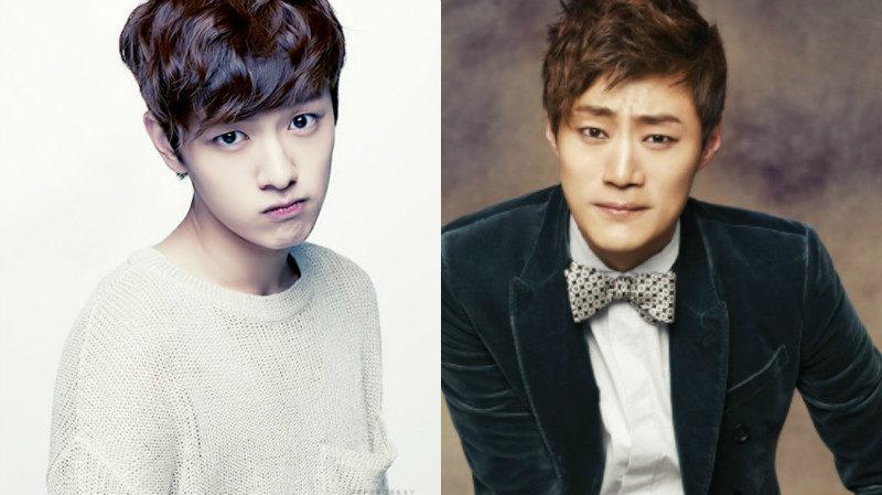 Shin de Cross Gene y Lee Hee Joon se unen al próximo drama de Lee Min Ho