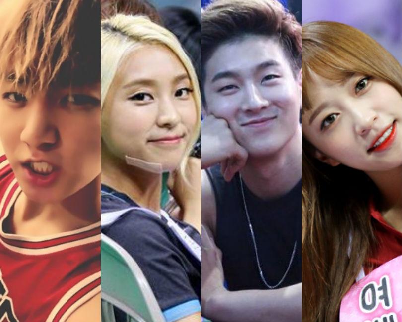 Los coreanos votan por qué ídolos de K-Pop tendrían más posibilidades de ganar una medalla de oro en las Olimpiadas
