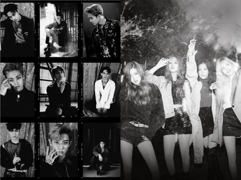 """Los temas de EXO y BLACKPINK son considerados no aptos para su emisión por KBS + EXO cambia el nombre de """"Lotto"""" para KBS y MBC"""