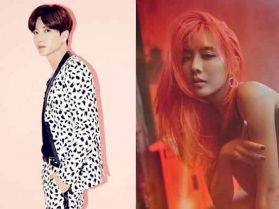 Leeteuk de Super Junior y Fei de miss A presentarán el Asia Song Festival 2016