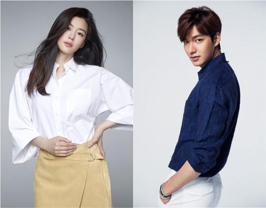 Jun Ji Hyun y Lee Min Ho comienzan a filmar su nuevo drama
