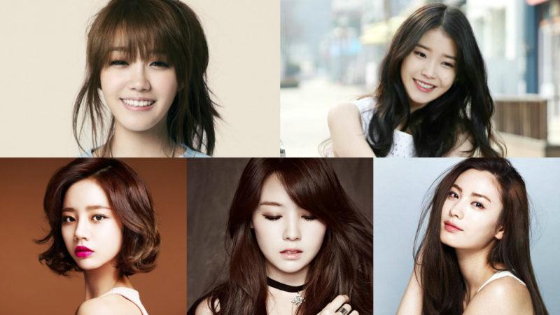 Ídolos y cantantes femeninas que han tenido éxito en el mundo de los dramas