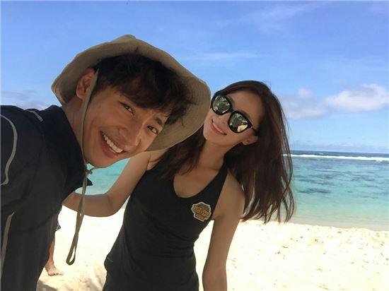 Lee Sang Yeob y Gong Hyun Joo han roto