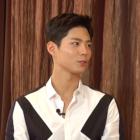 """Park Bo Gum habla sobre su baile de """"Bombastic"""" y los consejos que recibió"""
