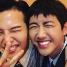 """El mensaje alentador de G-Dragon para Kwanghee es revelado en """"Infinite Challenge"""""""