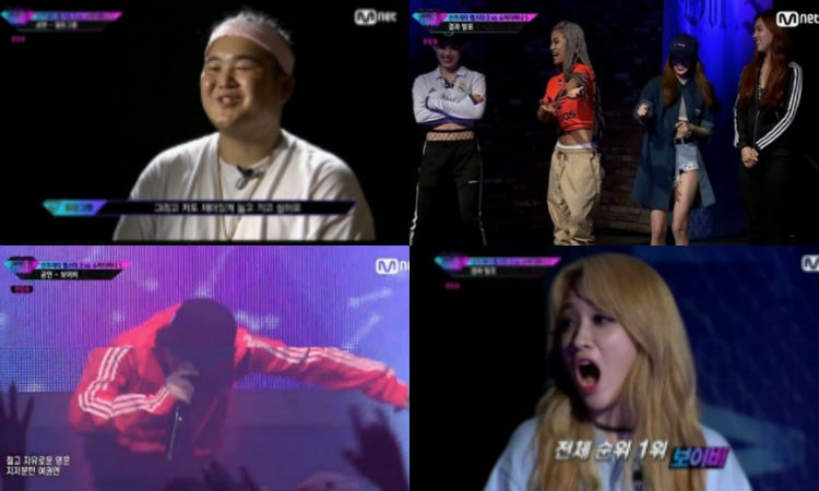 "Se produce una batalla entre raperos de ""Unpretty Rapstar"" y ""Show Me the Money"""