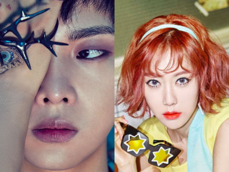 """N de VIXX y Yeoeun de Melody Day realizarán un dueto para """"W"""""""