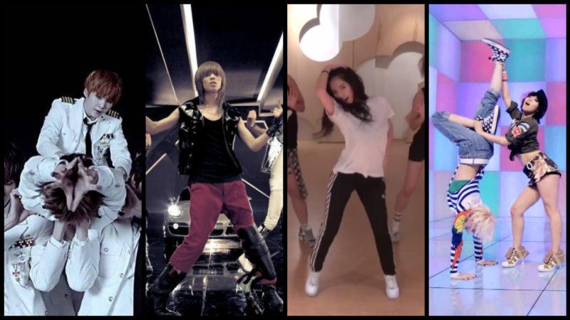 Las 15 coreografías más difíciles del K-Pop