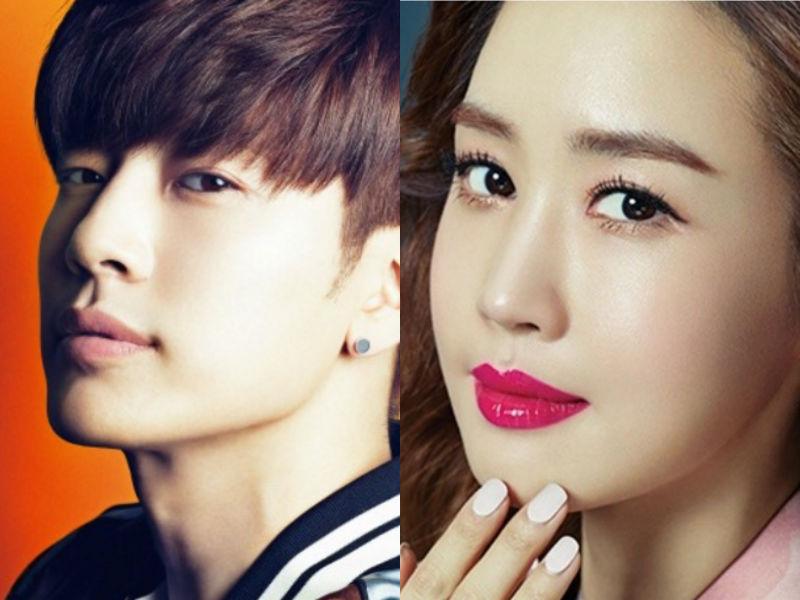 Las agencias de Se7en y Lee Da Hae confirman su relación