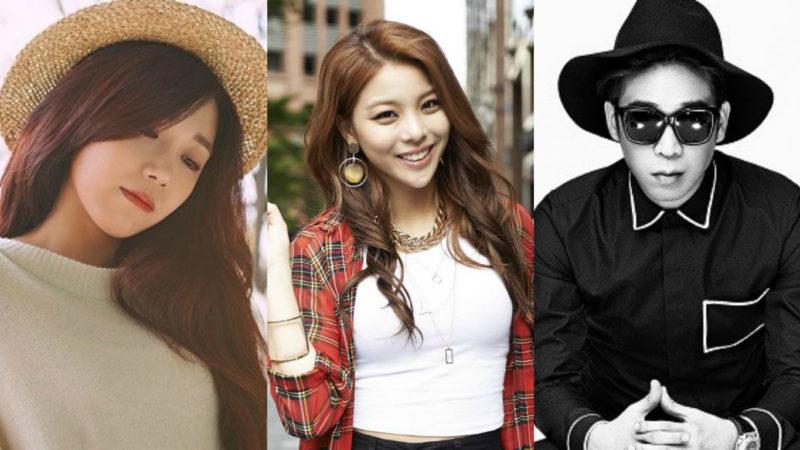 Jung Eun Ji de A Pink y Ailee participan en el nuevo álbum de MC Mong