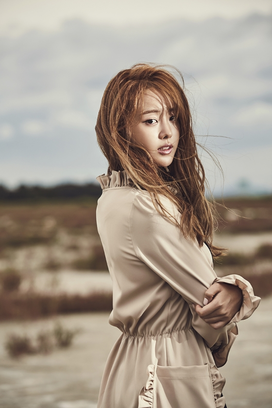 """Song Ji Eun de Secret revela adelanto para su segundo mini álbum """"Bobby Doll"""""""