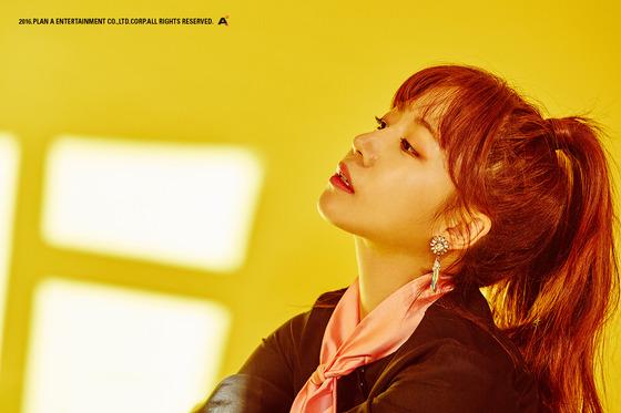 A Pink revela imágenes teaser de Namjoo